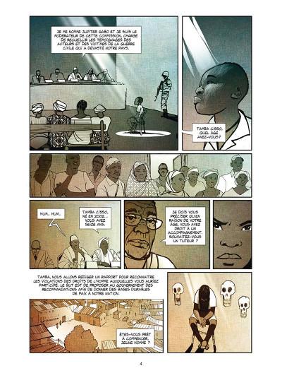 Page 2 Tamba, l'enfant soldat