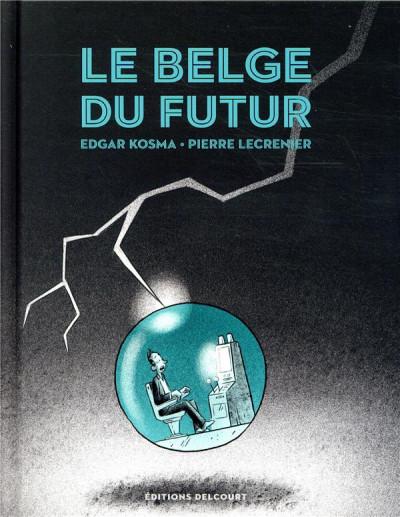 Couverture Le belge tome 4
