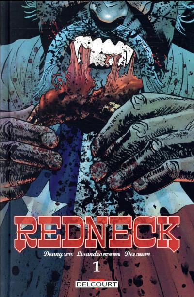Couverture Redneck tome 1