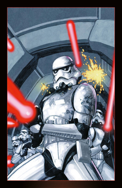 Page 2 Star wars - icones tome 6 - Stormtroopers