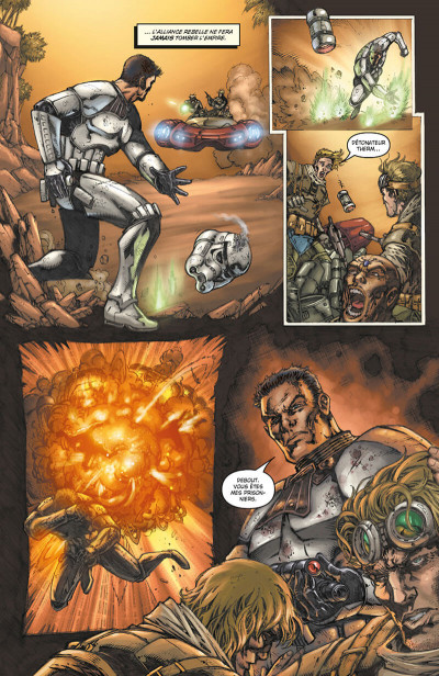 Page 6 Star wars - icones tome 6 - Stormtroopers