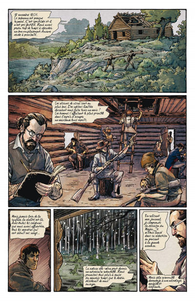 Page 1 Manifest destiny tome 4
