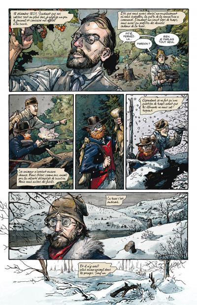 Page 4 Manifest destiny tome 4