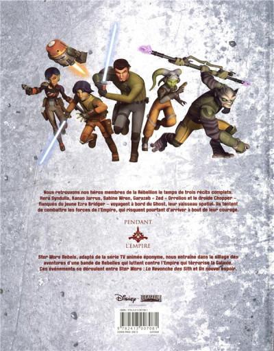 Dos Star wars - rebels tome 9