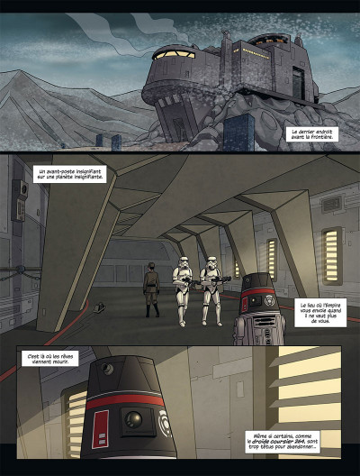 Page 1 Star wars - rebels tome 9