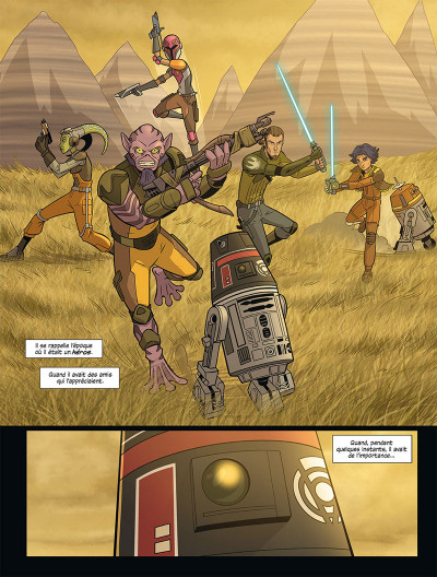 Page 2 Star wars - rebels tome 9