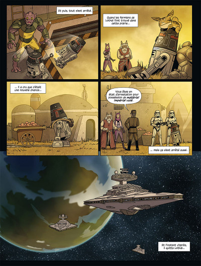 Page 3 Star wars - rebels tome 9