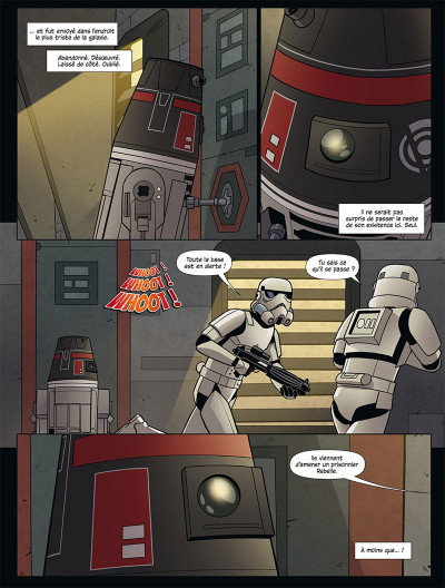 Page 4 Star wars - rebels tome 9