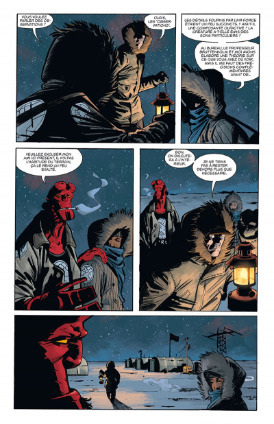 Page 3 Hellboy & B.P.R.D. tome 3