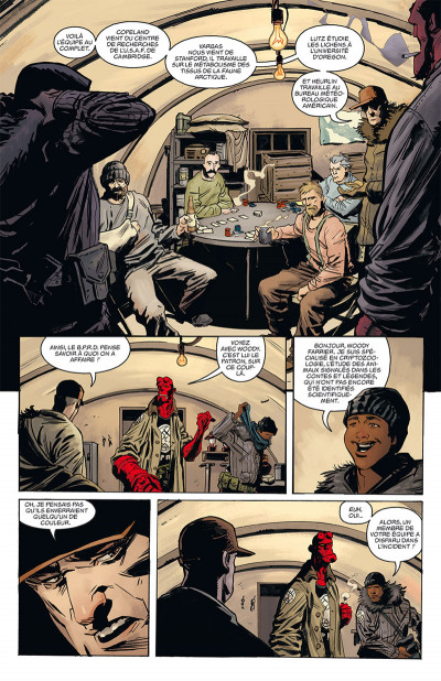 Page 4 Hellboy & B.P.R.D. tome 3