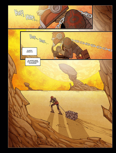 Page 3 Star wars - rebels tome 10