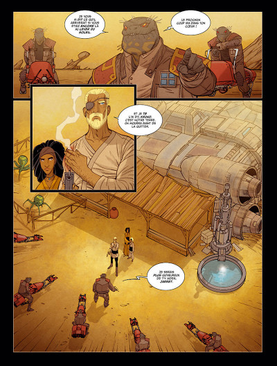 Page 4 Star wars - rebels tome 10