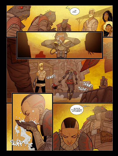 Page 5 Star wars - rebels tome 10