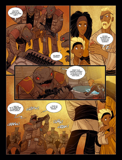 Page 6 Star wars - rebels tome 10