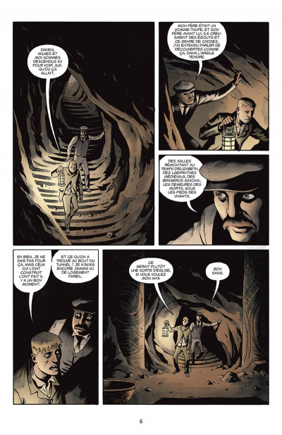 Page 1 Witchfinder tome 4