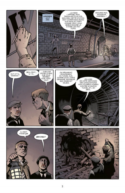 Page 5 Witchfinder tome 4