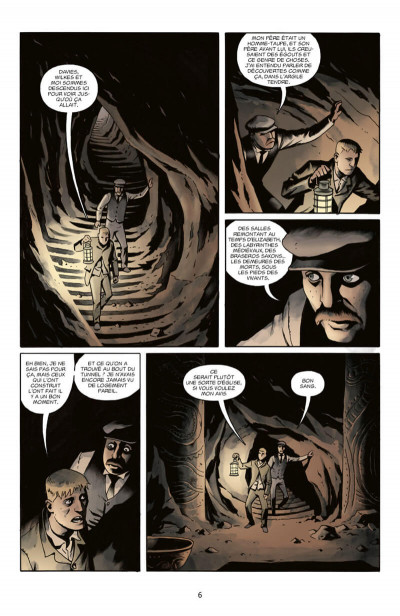 Page 6 Witchfinder tome 4