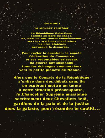 Page 6 Star Wars - La prélogie intégrale