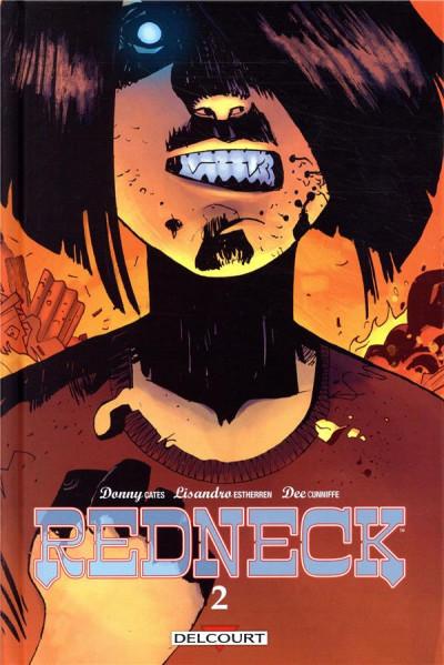 Couverture Redneck tome 2