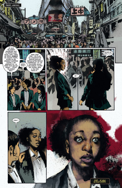 Page 1 Spawn - renaissance tome 5