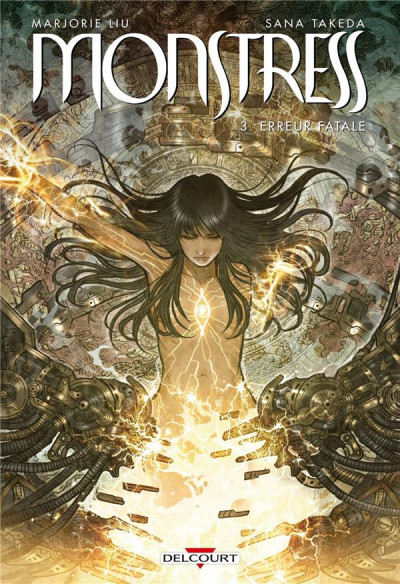 Couverture Monstress tome 3