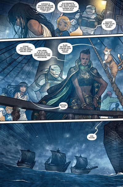 Page 3 Monstress tome 3