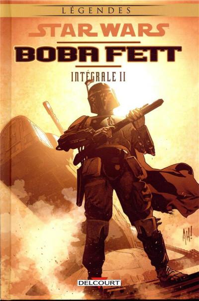 Couverture Star Wars - Boba Fett intégrale tome 2