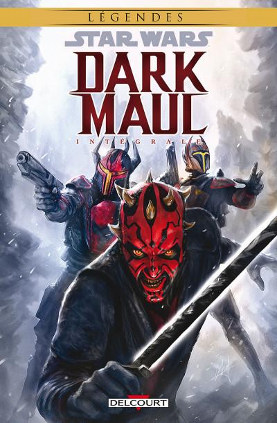 Couverture Star Wars - intégrale - Dark Maul