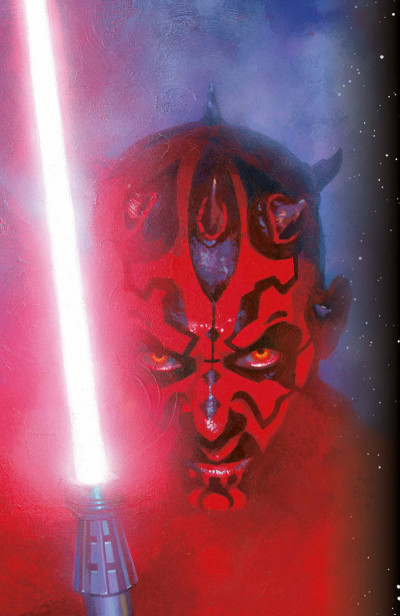 Page 2 Star Wars - intégrale - Dark Maul