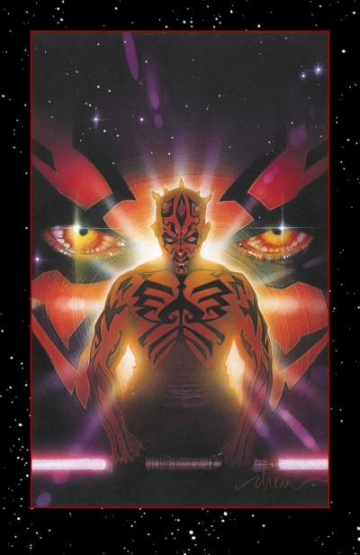Page 4 Star Wars - intégrale - Dark Maul