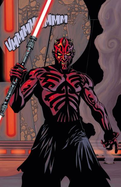 Page 9 Star Wars - intégrale - Dark Maul