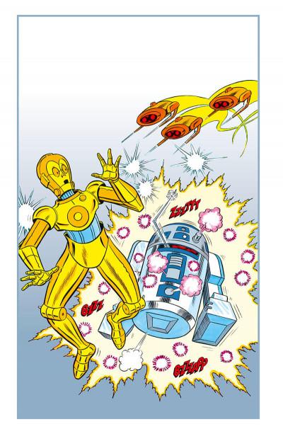 Page 2 Star wars droïdes - intégrale
