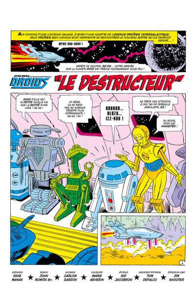 Page 5 Star wars droïdes - intégrale