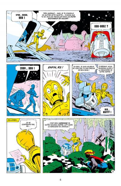 Page 6 Star wars droïdes - intégrale