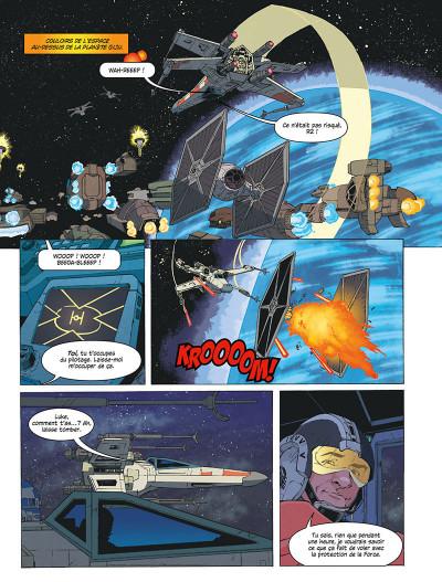 Page 4 Star wars - L'arme du jedi