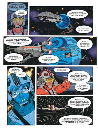 Page 5 Star wars - L'arme du jedi