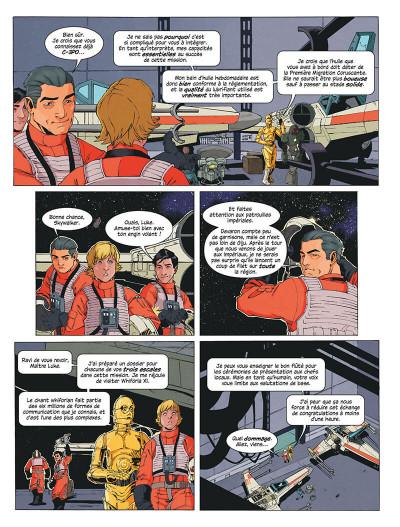 Page 8 Star wars - L'arme du jedi