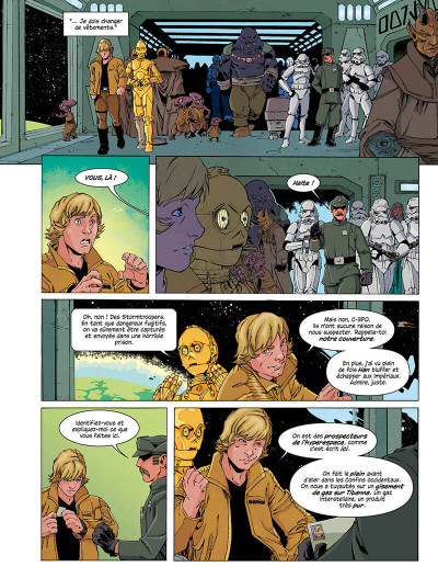 Page 9 Star wars - L'arme du jedi