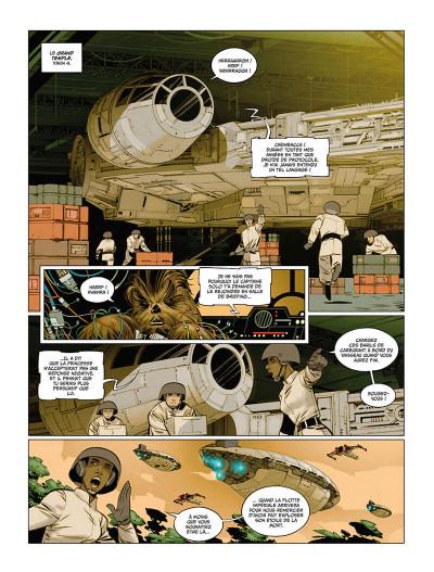 Page 3 Star Wars - La cavale du contrebandier
