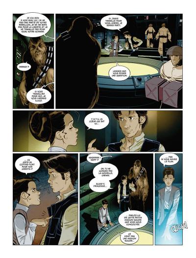Page 4 Star Wars - La cavale du contrebandier