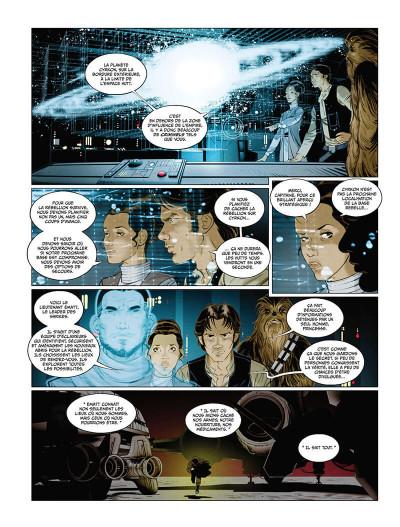 Page 5 Star Wars - La cavale du contrebandier