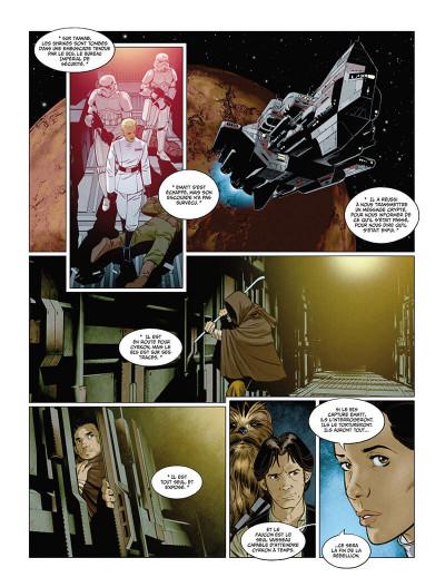 Page 6 Star Wars - La cavale du contrebandier