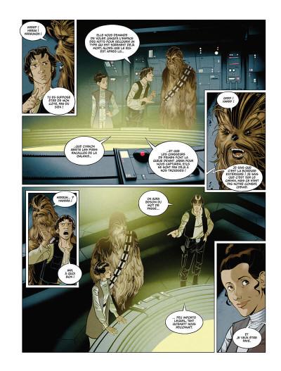 Page 7 Star Wars - La cavale du contrebandier