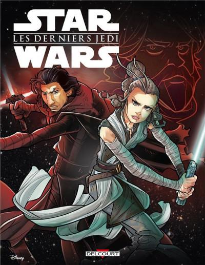 Couverture Star Wars - Les derniers jedi