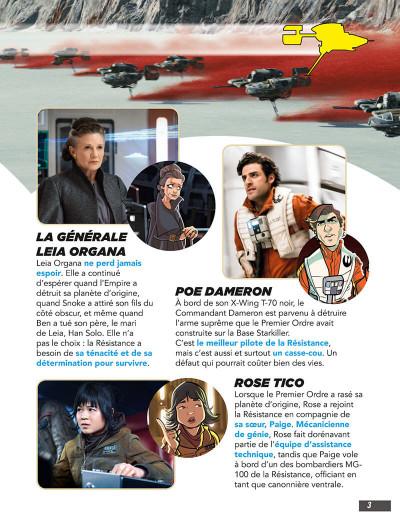 Page 3 Star Wars - Les derniers jedi