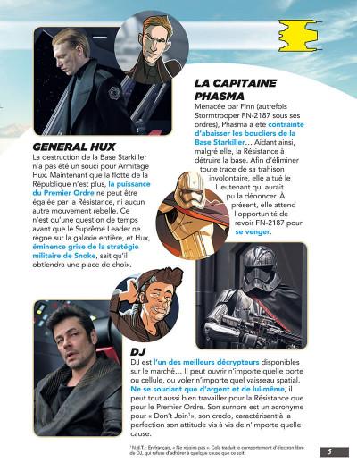 Page 5 Star Wars - Les derniers jedi