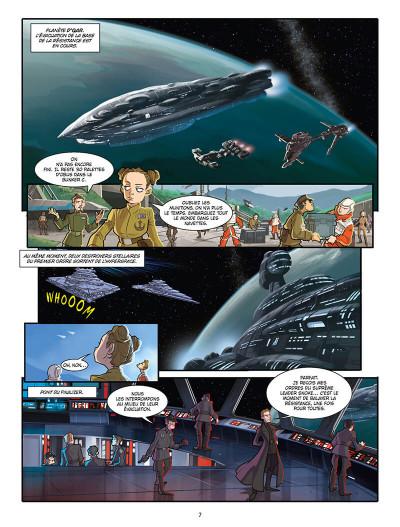 Page 7 Star Wars - Les derniers jedi