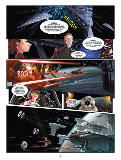 Page 8 Star Wars - Les derniers jedi
