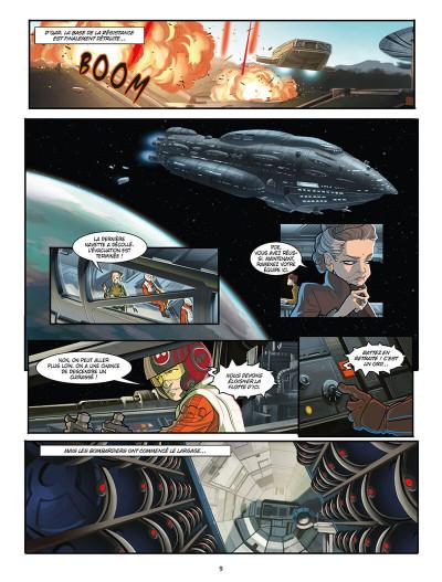 Page 9 Star Wars - Les derniers jedi