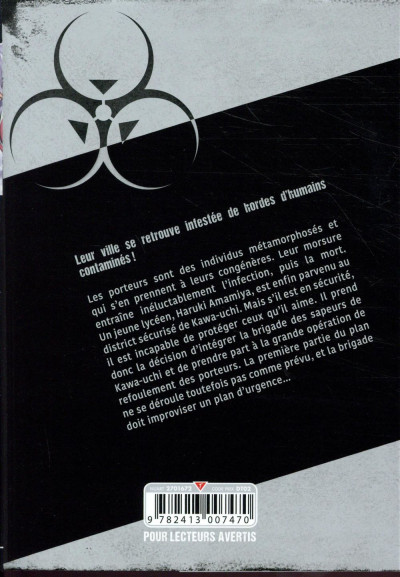 Dos Infection tome 3